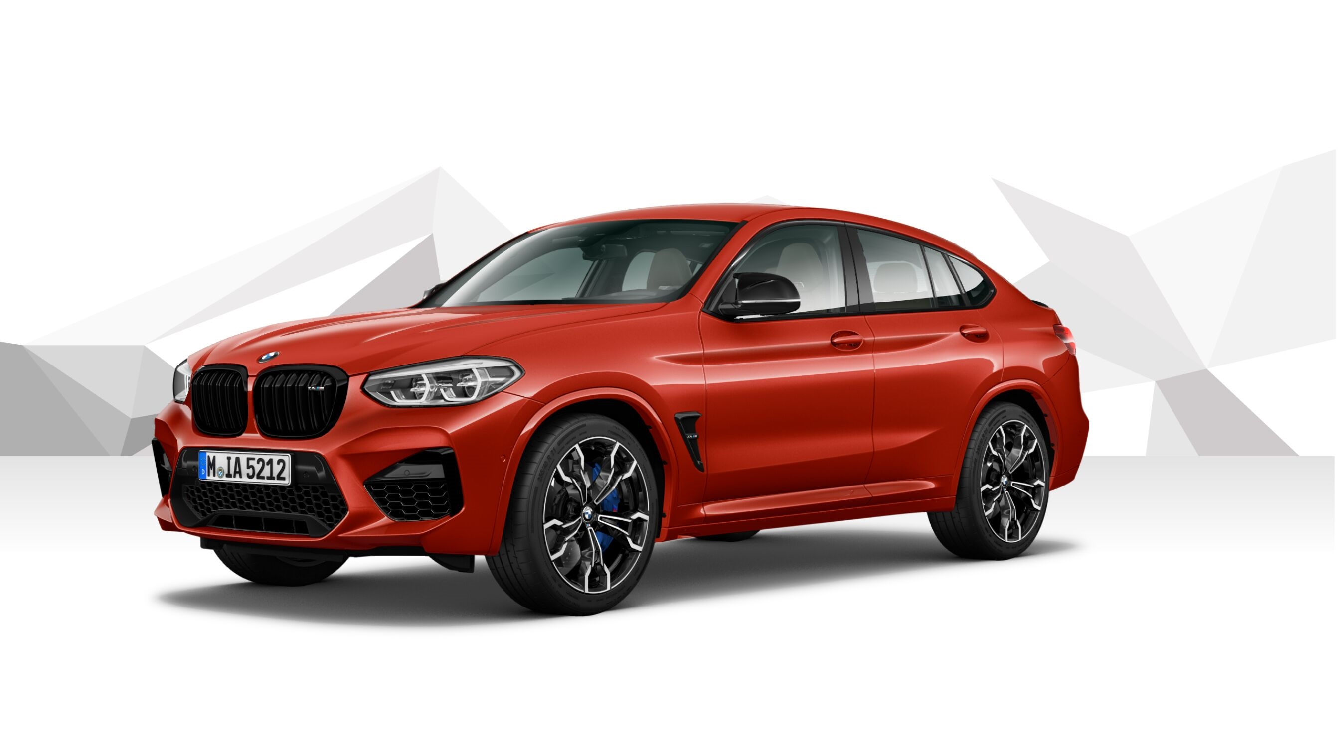 BMW BMW X4 M Competition