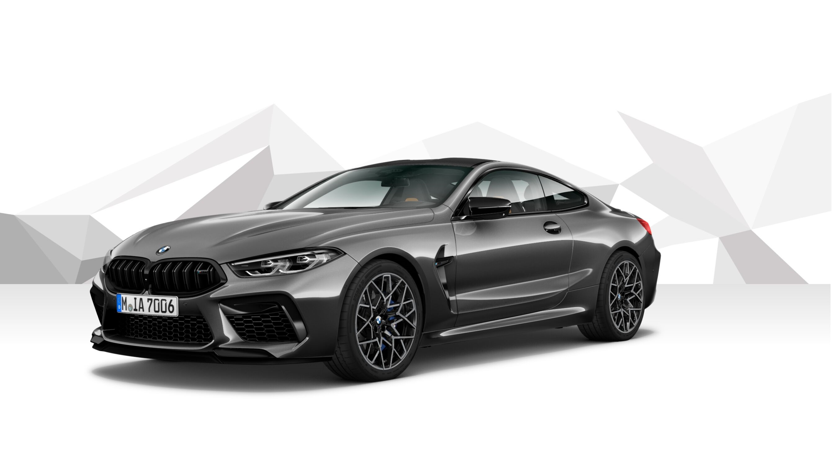 BMW BMW M8 Competition Coupe
